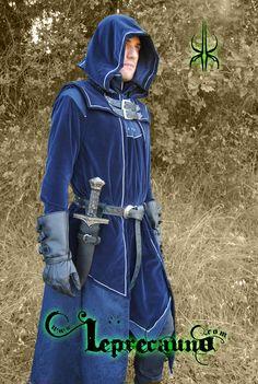 Skyrim Style Assassin by ~Kloor-a-Kawn on deviantART