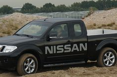 Me in the Navara at the Nissan Experience