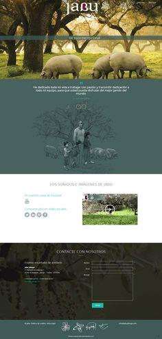 Jabu Jabugo site web