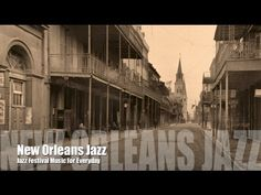 New Orleans and New Orleans Jazz - best of New Orleans jazz music for New Orleans jazz festival 2015 and New Orleans jazz fest 2015. This New Orleans jazz ba...