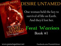 Desire Untamed Trading Card by Pamela Palmer