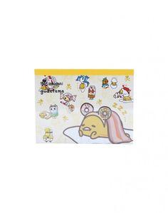 Neck Pillow E6 Tokidoki x Gudetama