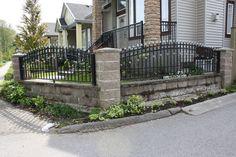 Wrought Iron Fence by ~SolasDivided on deviantART