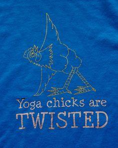 #yogafunny Keep calm and TWIST on. www.twist-yoga.com