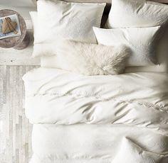 Restoration Hardware Teen bedding