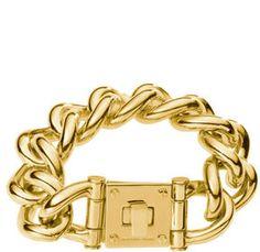 MICHAEL KORS Chain Link Bracelet with Turnlock