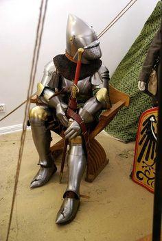 Foto di Terra Teutonica 1360-1440 armored knight 14th 15th century