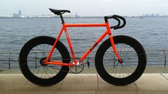 Tokyo Wheel Set (Front + Rear) for Fixed Gear, Fixie, and Track Bike | Tokyowheel™