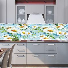 Kitchen Backsplash:  — Chamomile