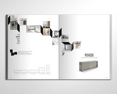 Riflessi Catalogue by Max Lippolis, via Behance Editorial Layout, Page Layout, Catalog, Behance, Graphic Design, Models, Drawings, Behavior, Sketches