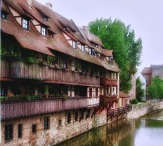 ✯ Nuremberg, Germany. Seriously, when you walk through this city you feel like you're in a fairytale!! Crazy to think that more than 90% of it was destroyed in WWII. Went here in June 2012.