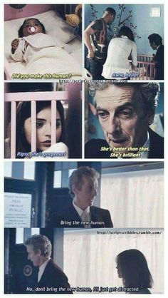 Doctor Who Guys... He said he would get distracted...