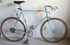 1987 Peugeot P8 Avoriaz Road Bike