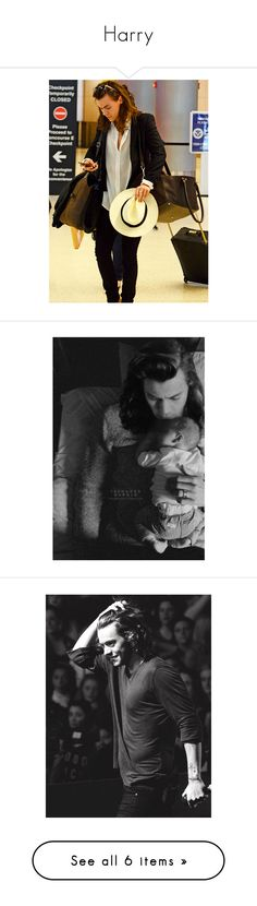 """""""Harry"""" by dprice15 ❤ liked on Polyvore featuring harry, harry styles, one direction, 1d, people and - harry"""
