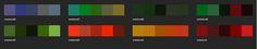 fase 2 kleurpalet ontstemd