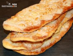 Bread Recipes, Cooking Recipes, Baking Power, Spanish Desserts, Deli Food, Sweet Little Things, Pan Dulce, International Recipes, Cupcake Cookies