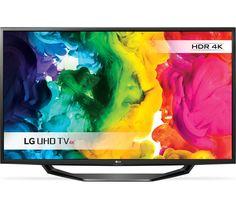 "LG 49UH620V Smart 4k Ultra HD HDR 49"" LED TV"
