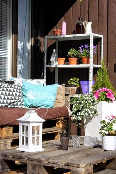 Pihaniksit.fi Outdoor Furniture Sets, Outdoor Decor, Porch Swing, Terrace, Home Decor, Balcony, Decoration Home, Room Decor, Porch