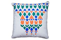 Handmade Pillow by Serena Olivieri
