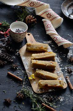 ¡Qué cosa tan dulce!: Turrón de yema tostada