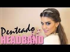 Penteado: Head Band e o Poder de Impressionar - YouTube Camila Coelho Super Vaidosa