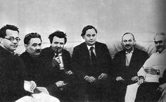 Georgi Dimitrov and the Secretariat of the Comintern, 1935.