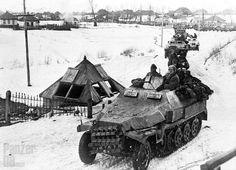 mittlere Schützenpanzerwagen (Sd.Kfz. 251/1) Ausf. C