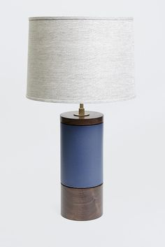Small Baxter Lamp by Stone and Sawyer |