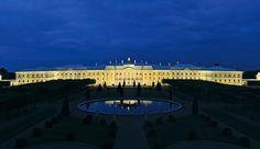 The Peterhof palace complex - Iluminación arquitectural iGuzzini