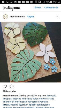 Técnicas de Mosaicos