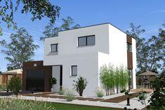 V 253 Sledek Obr 225 Zku Pro Haus Modern Fassade Holz Und