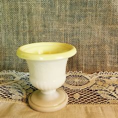 Vintage Small Decorative Urn