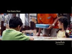 Jumeirah Hotels - Sinbad's Kids Club Dubai
