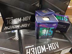 As novas Motherboards Lowcost H310M-HDV da ASROCK já chegaram à Limifield :) Estas boards suportam todos os processadores Coffeelake de 8ª Geração e são ideais para montagem de PC budget com o i5-8400.  Consulte no nosso site www.limifield.pt