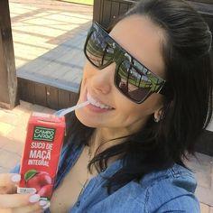 Eeeeeeeeee! Chegou mais um carregamento!!! Obrigada @sucocampolargo @sucosimmm pelos sucos de caixinha! São bem práticos e vem na quantidade certa! Orgulho em fazer parte desse time! Amo vcs! Amo representar essa marca!! #lançamento #novidade #sucocampolargo #decaixinha #integralsemaçucar #delicioso  _________________  Yay!!! I just got a lot of @sucocampolargo @sucosimmm from Brazil!!!! My favorite juices now come in small containers ready to drink!!! So amazing! So proud to represent this…