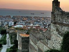 Thessaloniki city,Greece