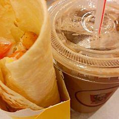 Yummy - 18件のもぐもぐ - Original Twister & Iced Milo - KFC breakfast by lynnlicious