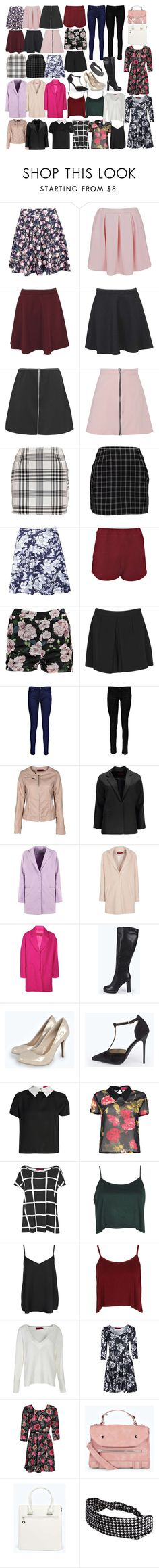 Lydia Inspired Boohoo Potentials by veterization on Polyvore featuring Boohoo