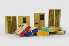 toys—Les Bois D'Edgard, a limited-edition visual puzzle by Atelier Müesli
