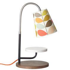 Orla Kiely | UK | House | Living | Multi Stem Mini Task Lamp (0LAMMST425) | Multi