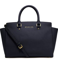 Celebrities who wear, use, or own MICHAEL Michael Kors Large Selma Top-Zip Satchel. Also discover the movies, TV shows, and events associated with MICHAEL Michael Kors Large Selma Top-Zip Satchel. Michael Kors Selma, Cheap Michael Kors, Michael Kors Outlet, Michael Kors Tote, Handbags Michael Kors, Glam Style, Burberry Handbags, Satchel Handbags, Blue Handbags