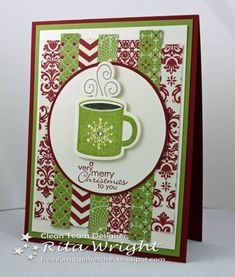 Festival of Strips by kyann22 - Cards and Paper Crafts at Splitcoaststampers