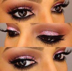 Eye make-up | via Facebook ☺. ✿