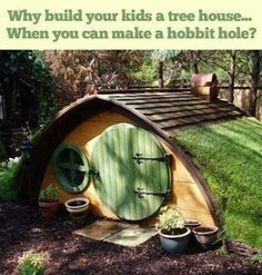 This is awesome and could be used to store outside toys in the winter months!