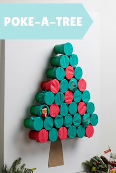Are you looking for a fun game to play during your holiday party? Check out this awesome Poke-a-Tree Game idea. This game is a fun activity for kids to enjoy at school, home, dayca Holiday Crafts, Holiday Fun, Work Christmas Party Ideas, Christmas Ideas With Kids, Holiday Ideas, Family Christmas, Christmas Holidays, Christmas Gift Exchange, Christmas Tree