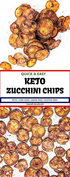 Easy to make Keto Smoked Paprika Dehydrated Zucchini Chips are Crispy, Guilt-Free Keto Chips you can snack on all day long. Smoked Paprika adds the BBQ like feel to your perfectly Crunchy Keto Snack and adds one serving of vegetables into your body. #keto #smoked #paprika #zucchini #chips #dehydrated #ketochips #ketosnack #lowcarb