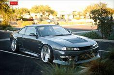 Nissan Silvia ,  240 sx, s13, s14, s15