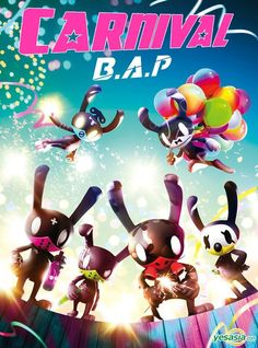 B.A.P Carnival special ver