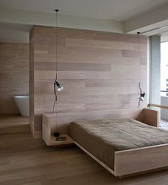 Bed and bath. Térelvállaszto bútorok