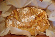 Ταξίδι στις γεύσεις!!!: Ψωμί στη γάστρα